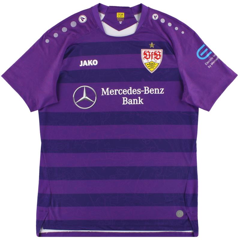 2020-21 Stuttgart Jako Goalkeeper Shirt *As New*