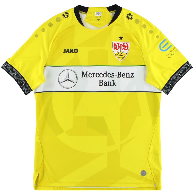 2020-21 Stuttgart Jako Goalkeeper Shirt *As New* S