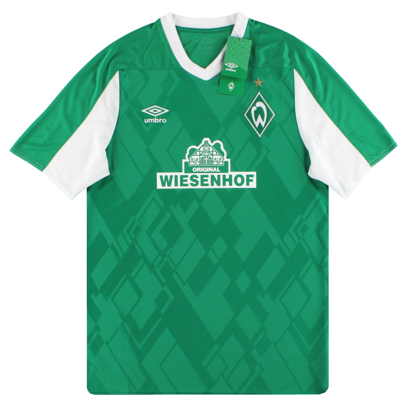 2020-21 Werder Bremen Umbro Home Shirt *w/tags* - 92264U