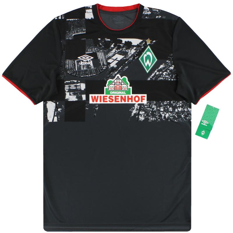 2020-21 Werder Bremen Umbro Third Shirt *w/tags* M - 92284U