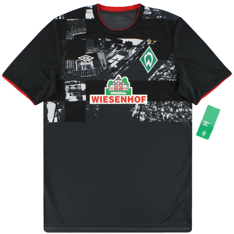 2020-21 Werder Bremen Umbro Third Shirt *w/tags* XXXL - 92284U