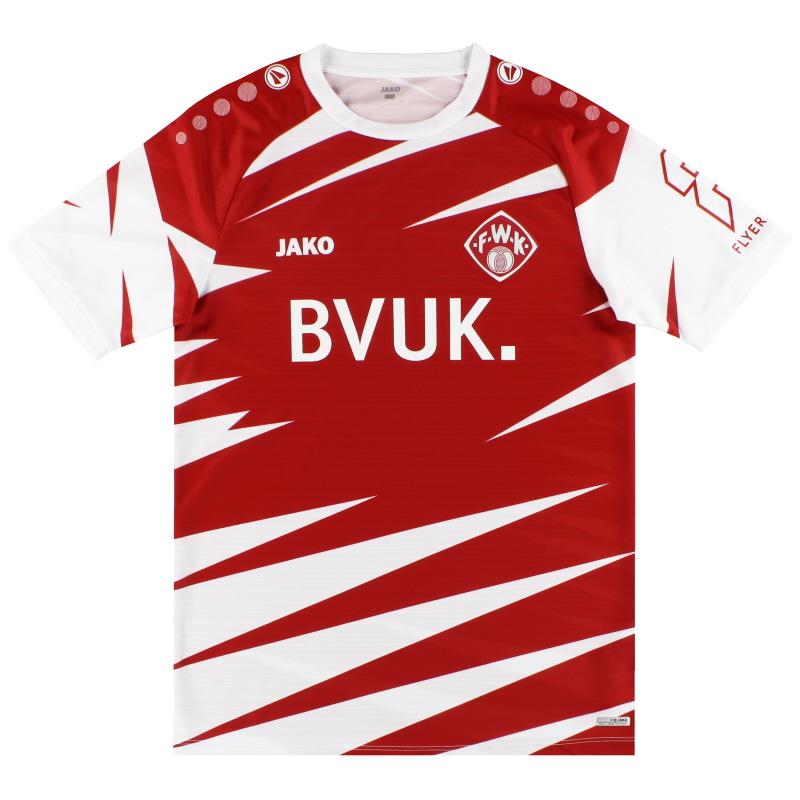 2020-21 Wurzburger Kickers Jako Home Shirt *As New*