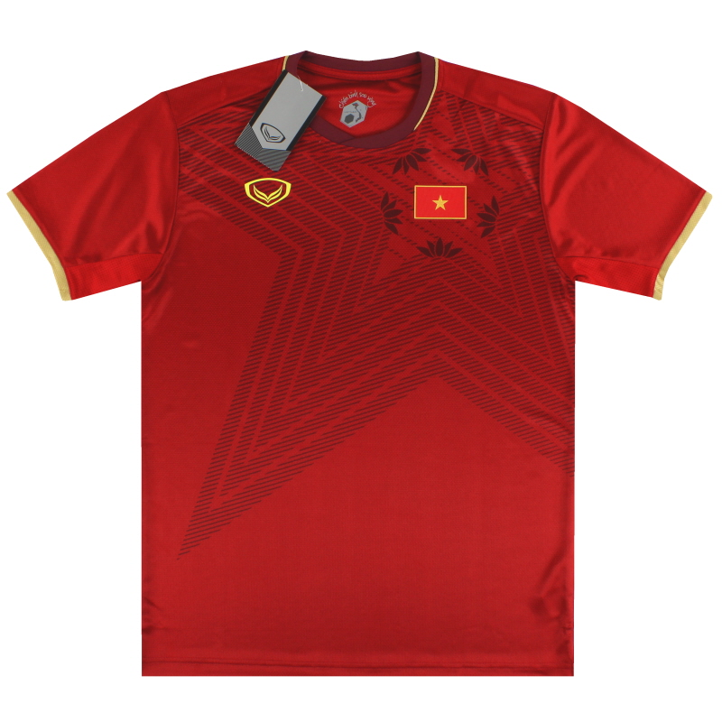 2020 Vietnam Home Shirt *BNIB* - 038-315
