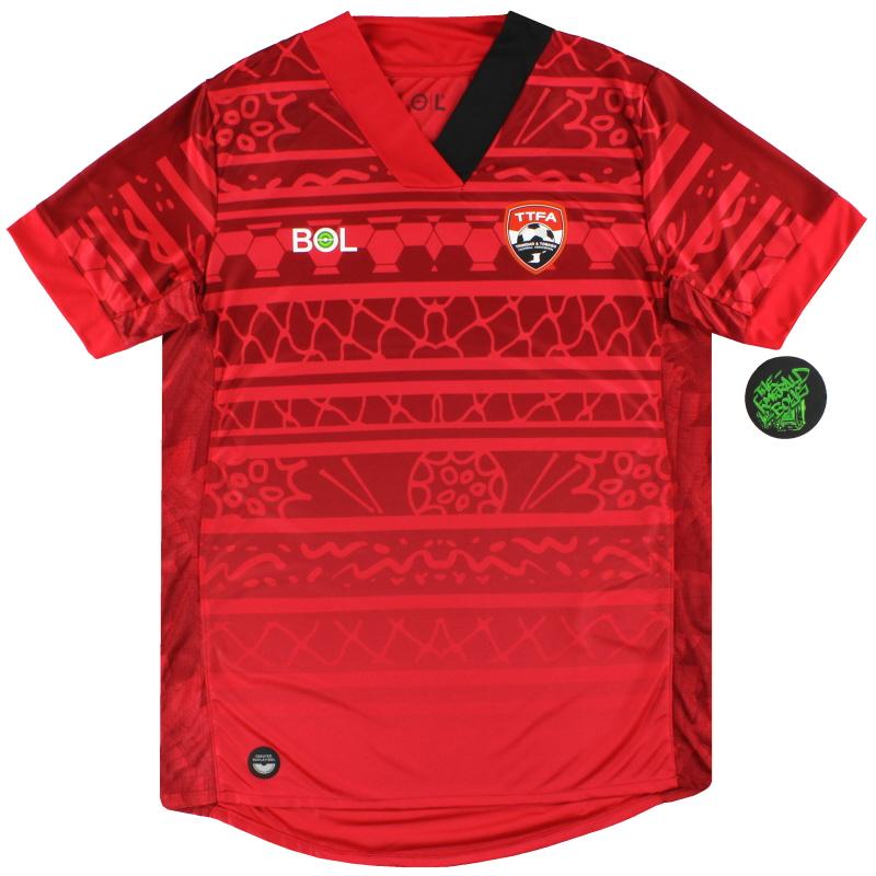 2021-22 Trinidad & Tobago BOL Home Shirt *BNIB*