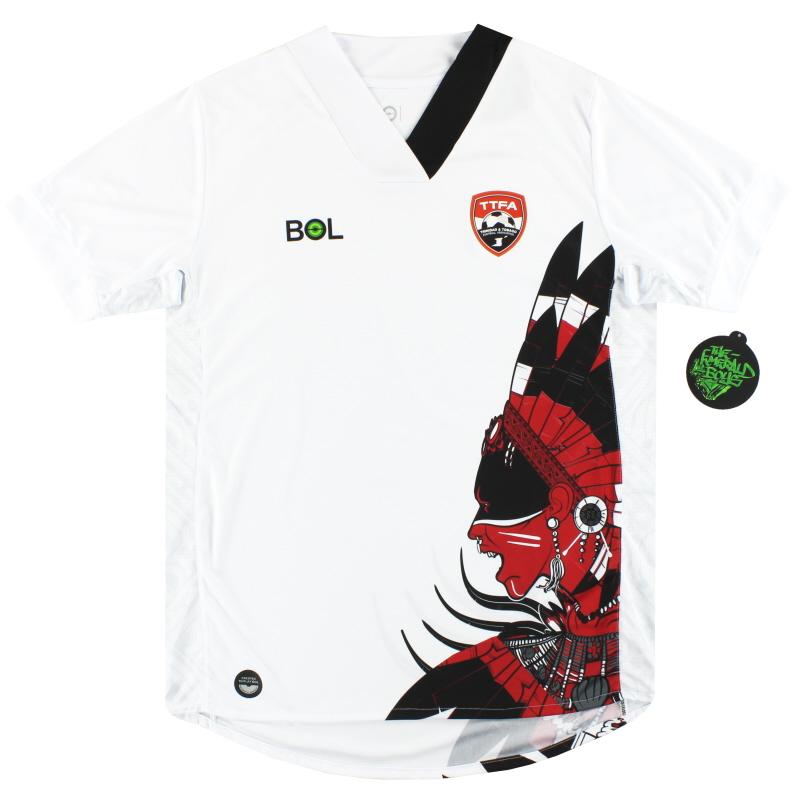 2021-22 Trinidad & Tobago BOL Away Shirt *BNIB*