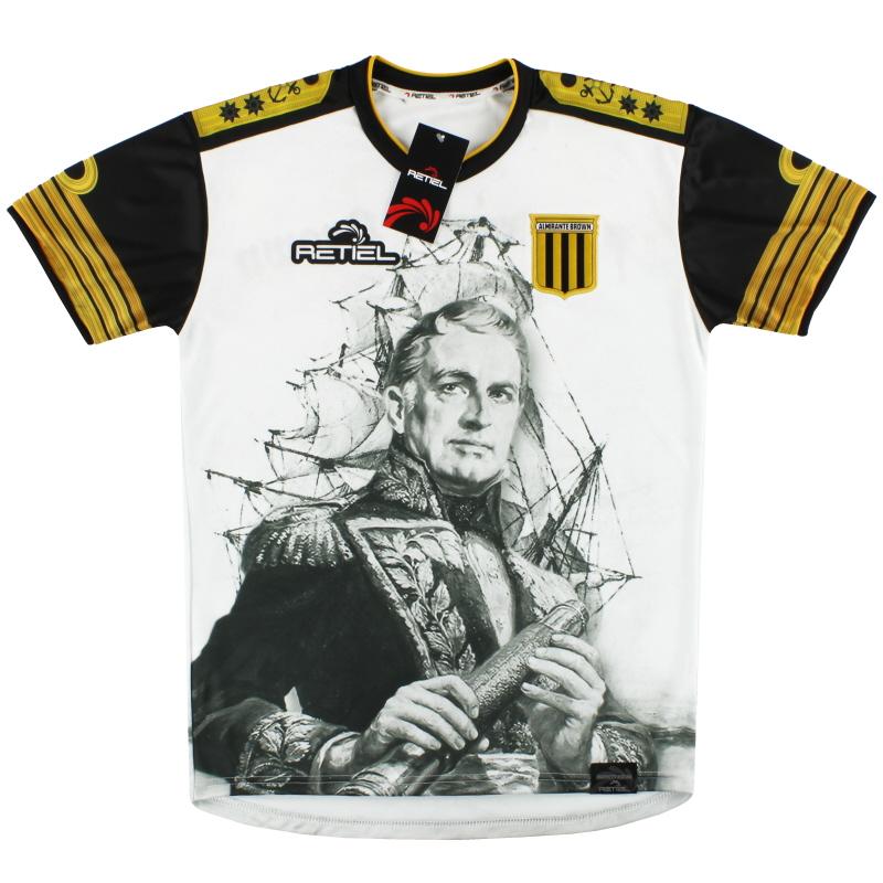 2021 Club Almirante Brown 'Admiral Guillermo' Special Shirt *BNIB*