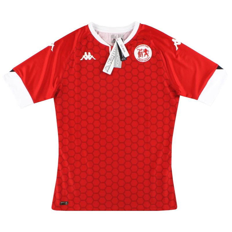 2021 Highlands Park FC Kappa Home Shirt *BNIB* XL - 3117W3W