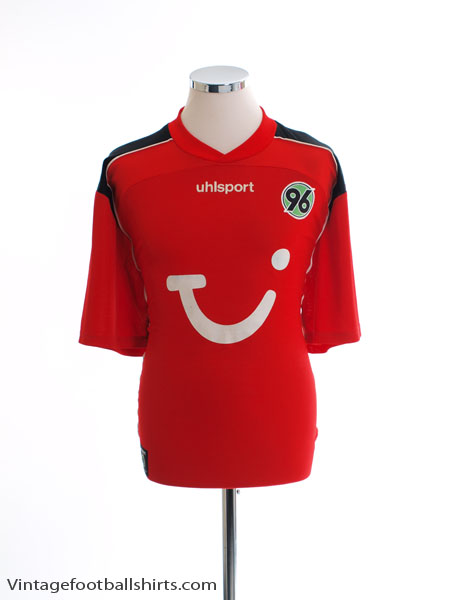 2004-05 Hannover 96 Home Shirt XL