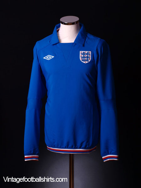 England World Cup 2010 Drill Top *BNWT* S