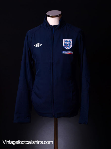 England World Cup 2010 Track Jacket *BNWT* XXL