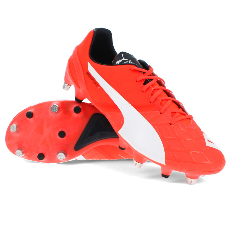 Puma evoSpeed 1.4 Mixed SG Soft Ground Football Boots *BNIB* - 103262 01