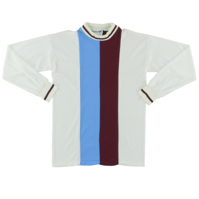 1971-72 Crystal Palace Admiral Home Shirt *As New* L/S S