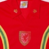 1976-79 Wales Home Shirt S