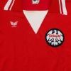 1978-79 Eintracht Frankfurt Home Shirt L/S S