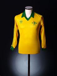 1978-81 Chelsea Away Shirt L/S  S