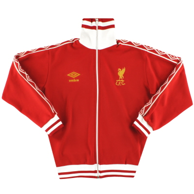 1979-82 Liverpool Umbro Track Jacket S