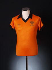1979-82 Wolves Home Shirt S