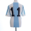 1980-82 Argentina Home Shirt #11 L