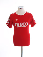 1980-82 Bayern Munich Home Shirt L