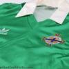 1980-82 Northern Ireland Match Issue Home Shirt #13 M
