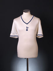 1980-82 Tottenham Home Shirt M