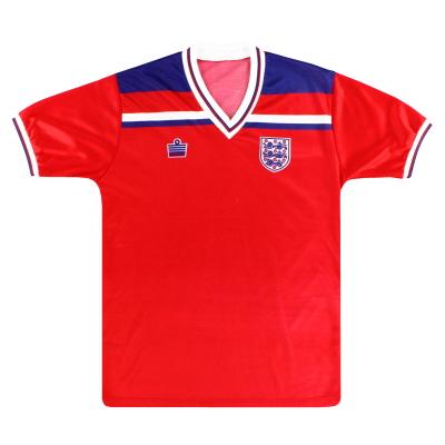 1980-83 England Admiral Away Shirt M