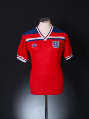 1980-83 England Away Shirt M