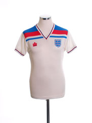 1980-83 England Home Shirt S