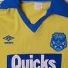 1981-82 Chester City Match Worn Away Shirt S