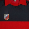 1981-83 Atletico Madrid Match Issue Goalkeeper Shirt #1 L