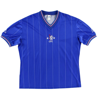 1981-83 Chelsea Home Shirt XL