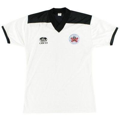 1981-83 Fulham Osca Home Shirt L