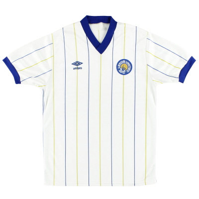 1981-84 Leeds Home Shirt M