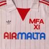 1982-83 Malta Match Worn Away Shirt #2 L/S L