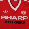 1982-83 Manchester United Home Shirt S