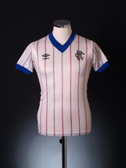 1982-83 Rangers Away Shirt S