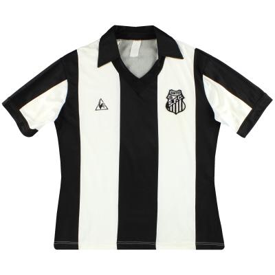 1982-83 Santos Le Coq Sportif Away Shirt L
