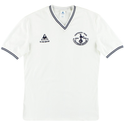 1982-83 Tottenham Le Coq Sportif Centenary Home Shirt *BNIB* M