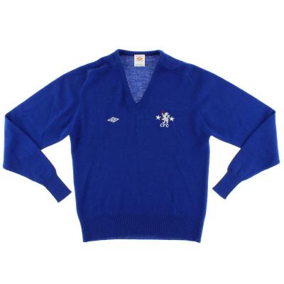 1982-84 Chelsea Umbro Sweatshirt L
