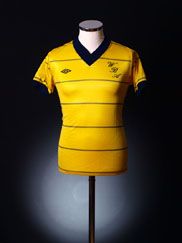 1982-84 West Brom Away Shirt S