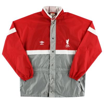 1982-85 Liverpool Umrbo Rain Coat *As New* M