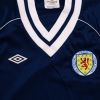 1982-85 Scotland Home Shirt *Mint* S