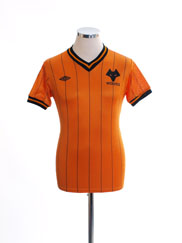 1982-86 Wolves Home Shirt S