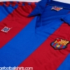 1982-89 Barcelona Home Shirt *As New* L