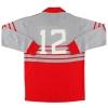 1983-84 AC Milan Match Issue Goalkeeper Shirt #12 L
