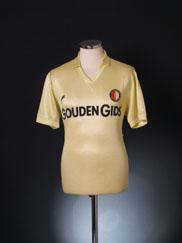 1983-84 Feyenoord Away Shirt XL