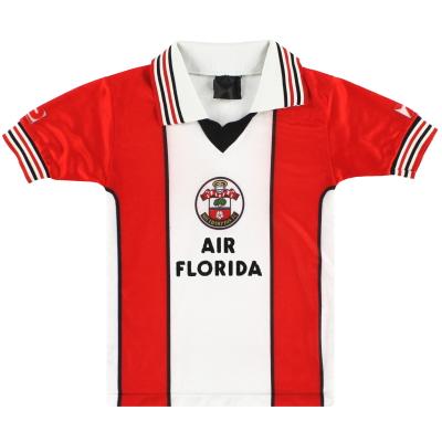 1983-84 Southampton Home Shirt Y