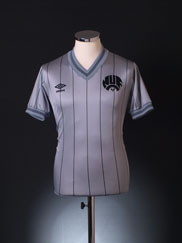 1983-85 Newcastle Away Shirt *Mint* S