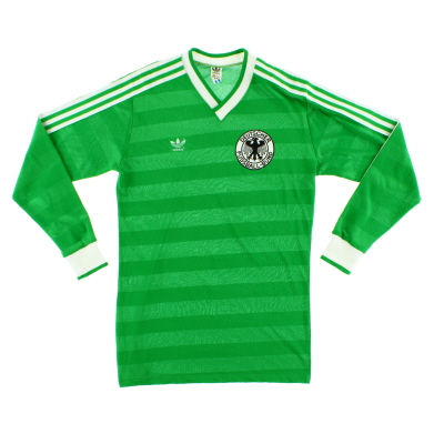 1984-85 Germany Away Shirt L/S M