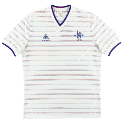 1984-86 Chelsea Le Coq Sportif Away Shirt XL